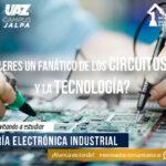 Estudia la carrera de Ingeniería en Electrónica Industrial